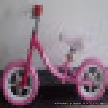 """12"""" crianças equilibrar a bicicleta / bicicleta com relatórios de teste do Ce"""