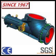 Bomba de flujo axial / bomba de codo para circulación de salmuera