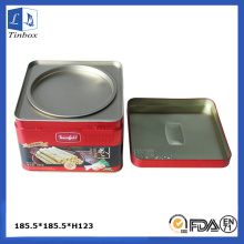 Wholesale Custom Cookie Tins