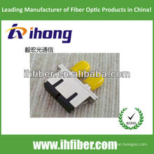 SC-ST Hybrid Fiber Optic Adapter Duplex