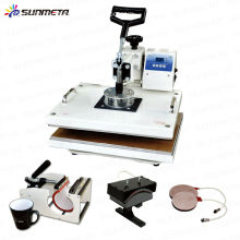 5 in 1 Sublimation T Shirt Printing Business