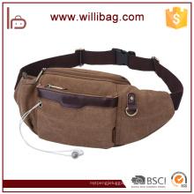 Casual Waist Tool Bag Canvas Running Waist Bag