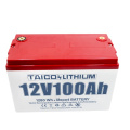 Rechargeable Deep Cycle Lithium Ion 24V 12V LiFePO4 Forklift Battery with charger