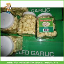 Fresh Peeled Garlic Cloves/Bottled Peeled Garlic