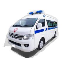 Foton G9 Hospital de vehículos médicos móviles de techo alto