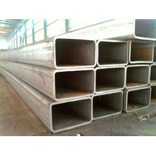 ST37 Hohlprofil schwarzes Quadrat Stahlrohr /tube