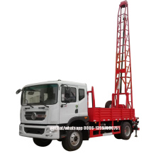 Dongfeng D9 Geological Exploration Water Drill Truck