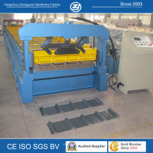 Placa de cobertura de aço que faz a maquinaria