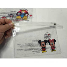 OEM/ODM  PVC Transparent Plastic Gift Bag