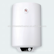 Temperature controller on demand hot water heater electric