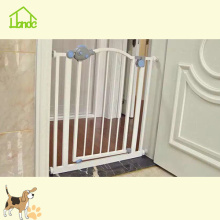 Simple Design Durable Double-door Pet Security Gate