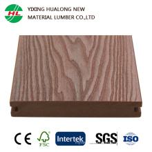 Co-Extrusion Wood Plastic Composite Decking Boards for Swimming Pool