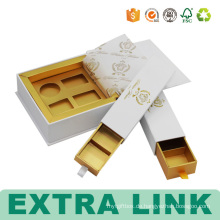 Weiße Pappmagnetische Geschenkboxen Großverkauf