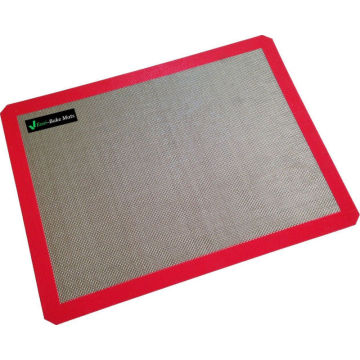Silicone Baking Mat -For Lining Pastry Pans And Cake Pan - Non Stick Surface Sheet Makes Baking Easy - Large Half Sheet