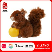 Juguetes de animales de selva de juguete de peluche de peluche