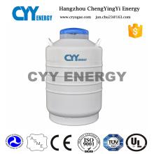Recipiente de nitrógeno líquido criogénico Yds10 para almacenamiento de semen