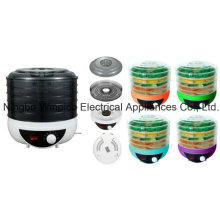GS-Zustimmung Mini 5 Schicht-elektrisches Nahrungsmitteltrockner-Maschinen-Frucht-Dehydrator-Gemüse-Entwässerungs-Frucht-Trockner