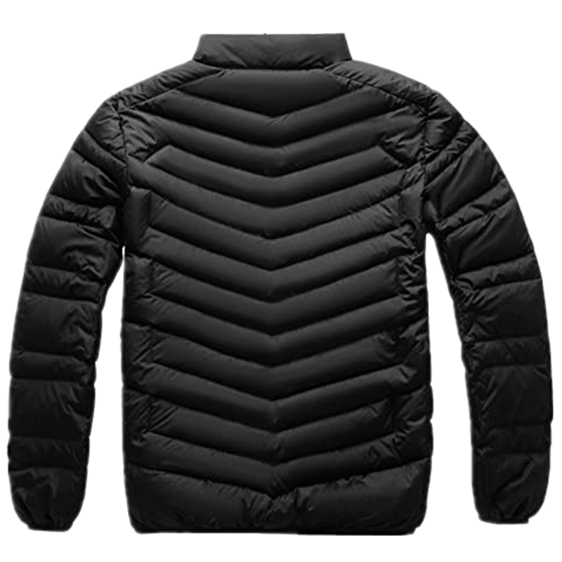 Men S Packable Down Jacket Water Resistant With Zipper Pockets Ultra3