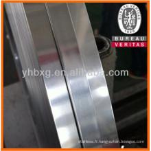 Bande en acier inoxydable 316L avec de bonne qualité (bobines d'acier laminé à froid inox 316L)