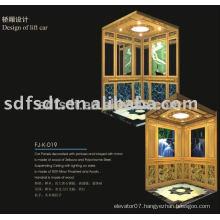 Machine room less of passenger elevator of japan technology(FJ8000)