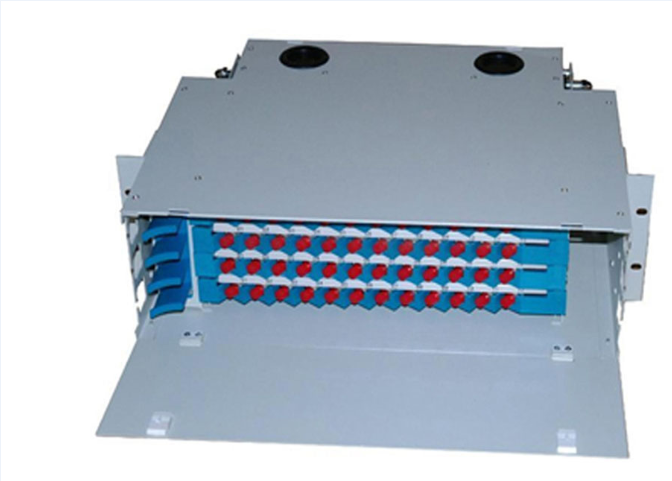 Rack Mount Fiber Optical Distribution Frame Odf