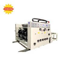 Máquina de troquelado de ranuradora de impresora semi automática JLD