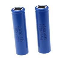 Bateria Li-ion 3.7V 2200mAh Lgs3 Bateria recarregável 18650 para E-Bike