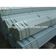 Q235 ERW tuyau en acier galvanisé en acier au carbone