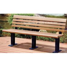 New Generation Engvironmentally amigável WPC paisagem mesas e cadeiras