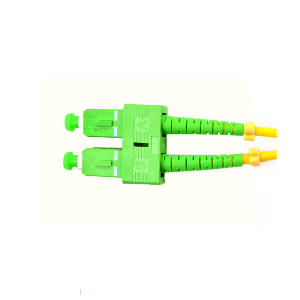 Sc Apc Dx Patch Cord