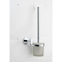 Cepillo y sostenedor competitivo del retrete de los accesorios del cuarto de baño del cinc (JN1750)