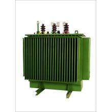 Transformateurs de distribution d'énergie immergés au pétrole 125kVA