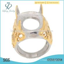 Специальный стиль желтого золота полный палец Иннезия маленькие кольца горячей продажи