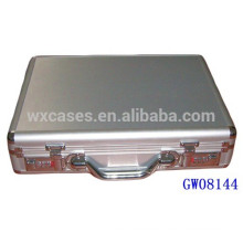 portable aluminum decent suitcase from China manufacturer hot sales