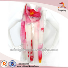 Fashion Style Womens Colorful Wool Scarf