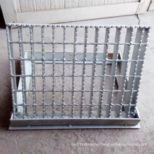 Floor Grate Drainage Outdoor Trench Drain Cover Stainless Channel Drain