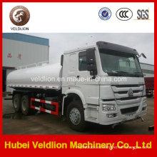 Camión cisterna de agua HOWO 6X4 Heavy 20, 000 Litros