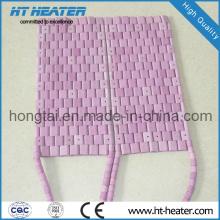 Tapete aquecedor de cerâmica flexível 100 * 60mm