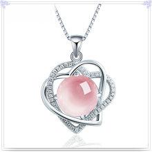 Joyería de plata de la plata esterlina de la joyería de la plata del collar 925 (NC0084)
