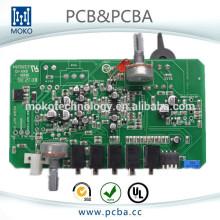 placa feito-à-medida do beacon PCBA do bluetooth, placa de circuito da baliza do bluetooth