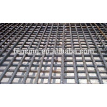 Bridge construction steel grating/ Screw steel mesh/ Construction steel mesh