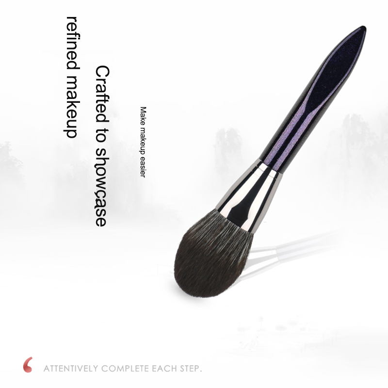 antibacterial fiber makeup brush