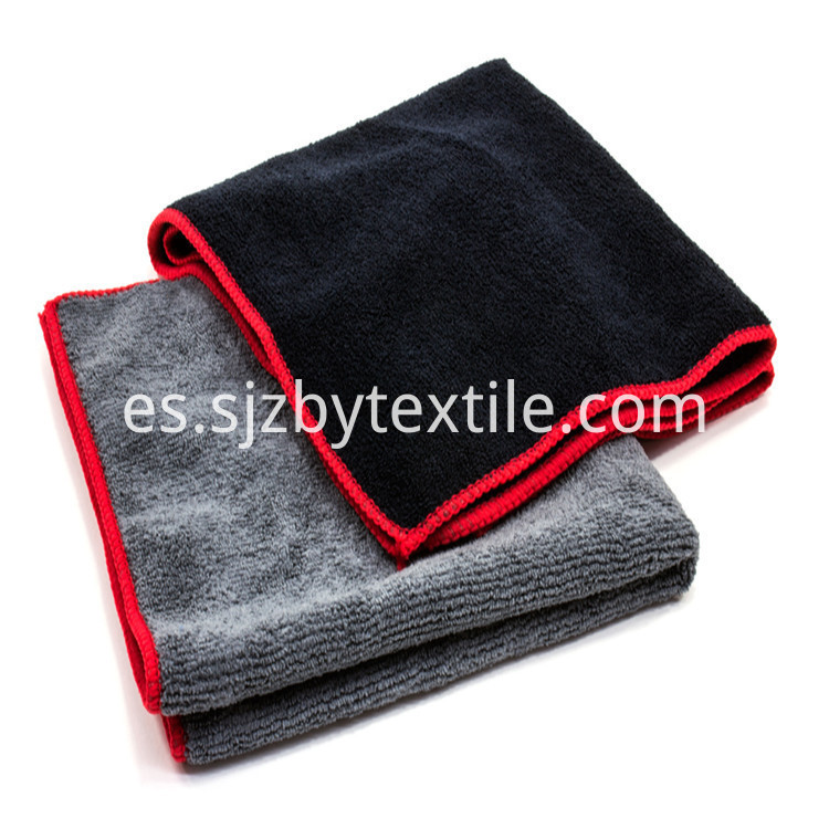 High Quality Microfiber Coral Fleece Towel