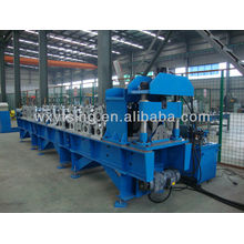 Roof Ridge Cap Roll Forming Machine Roof Tile Ridge Cap Roll Forming Machine
