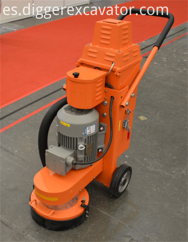 Electric Concrete Floor Grinder