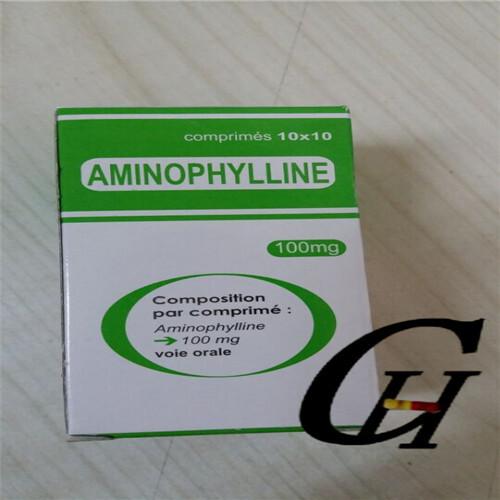 Aminophylline Tablets BP