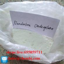 El esteroide anabólico complementa el propionato de nandrolona para la ganancia muscular