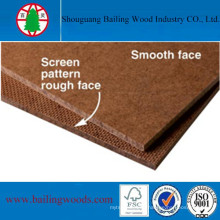 3mm Hot Sale Hardboard From China Factury