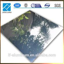1060 H18 0.8mm Thickness Reflective Aluminium Sheets,polished aluminum mirror sheet for decoration