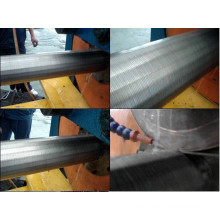 Filter Tube /Wedge Wire Screen Pipe Welding Machine